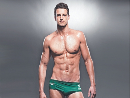 James Magnussen Austrlian Olympic Swimmer