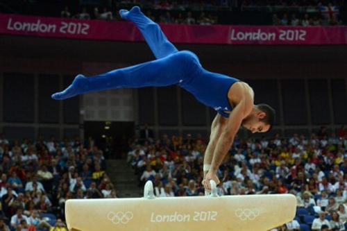 Mens Gymnastics 2012