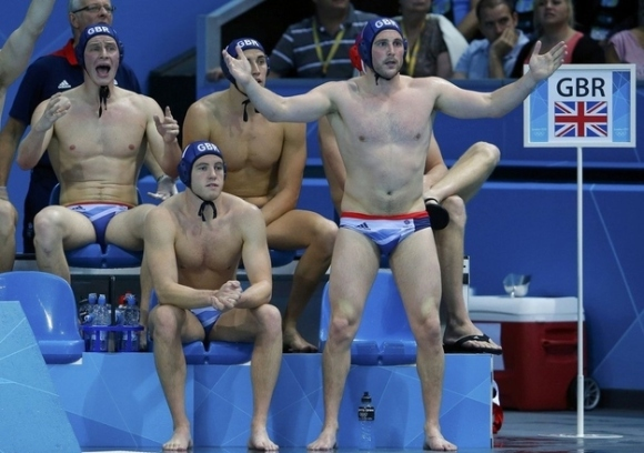 Great Britain Water Polo Team