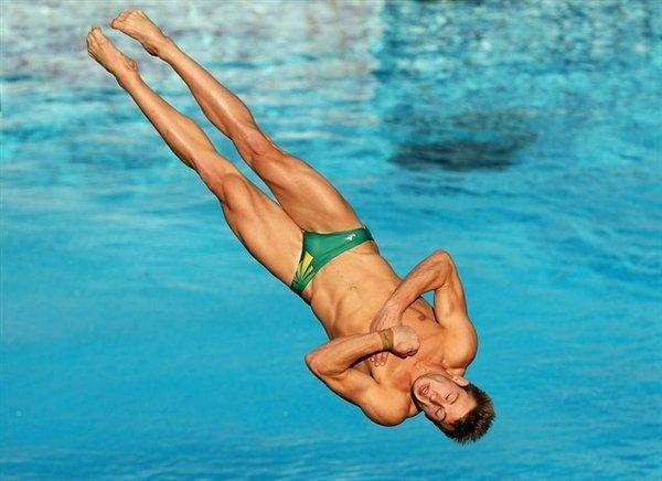 Matthew Mitcham Olympics 2012
