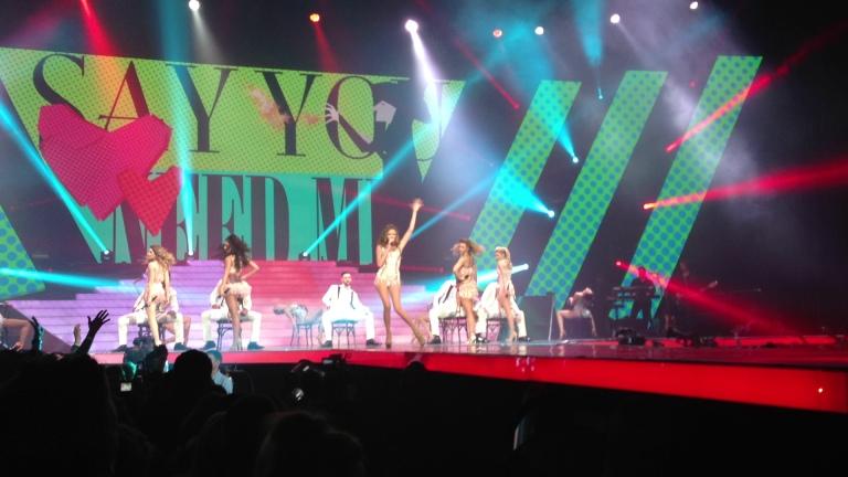 Girls Aloud O2 Arena