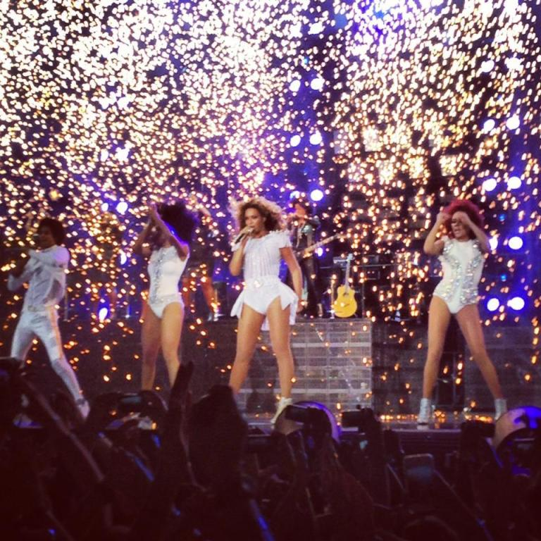 Mrs Carter World Tour